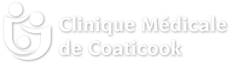 Clinique Médicale Coaticook Retina Logo