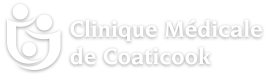 Clinique Médicale Coaticook Mobile Retina Logo